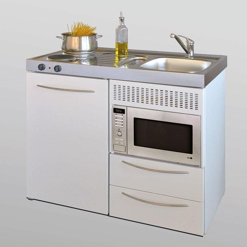 Minikeittiö Intra MK-ST-020-00T Valkoinen