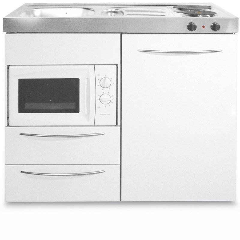 Minikeittiö Intra MK-ST-021-00T Valkoinen