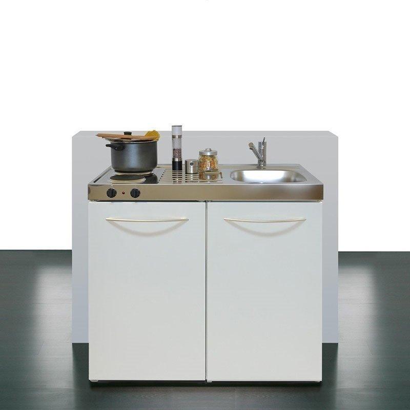 Minikeittiö Intra MK-ST-091-00T Valkoinen