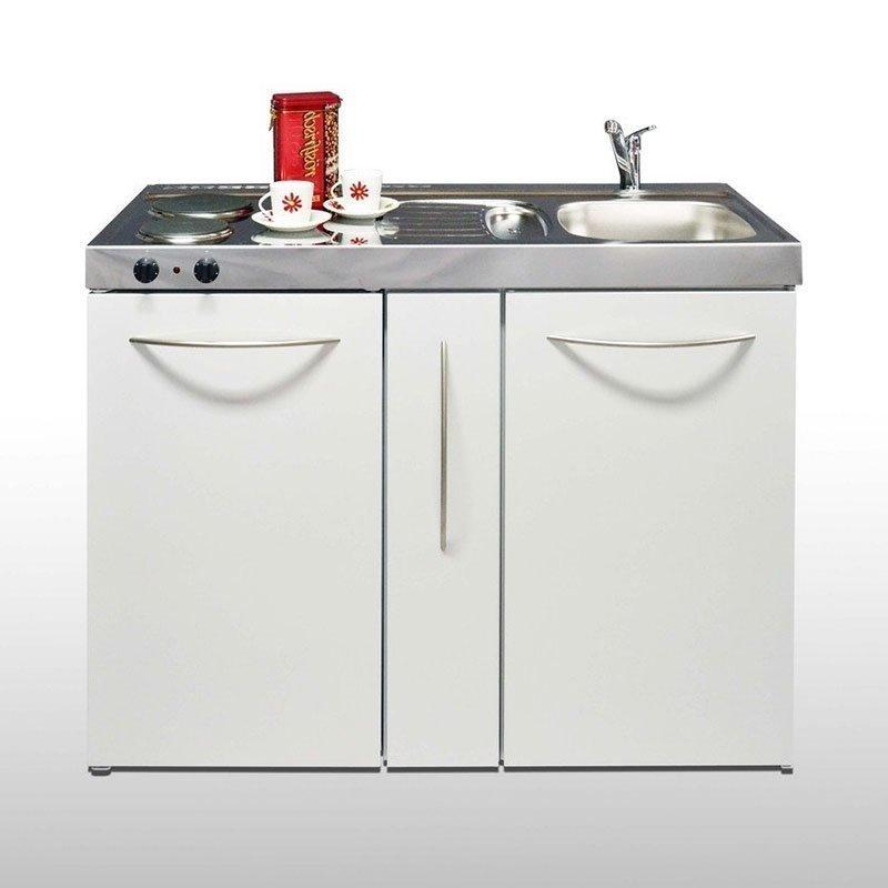 Minikeittiö Intra MK-ST-206-00T Valkoinen