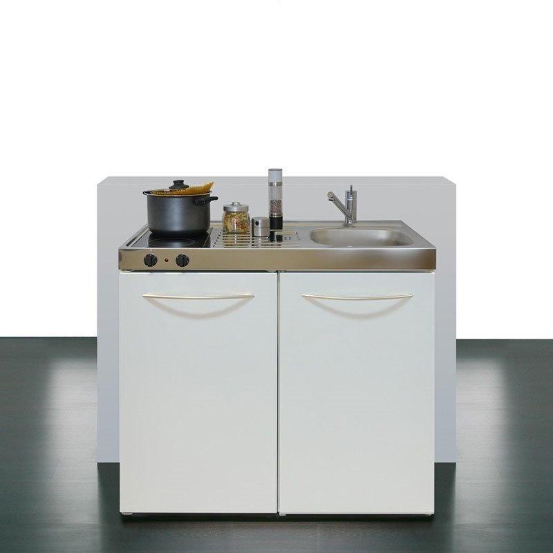 Minikeittiö Intra MK-ST-214-00T Valkoinen