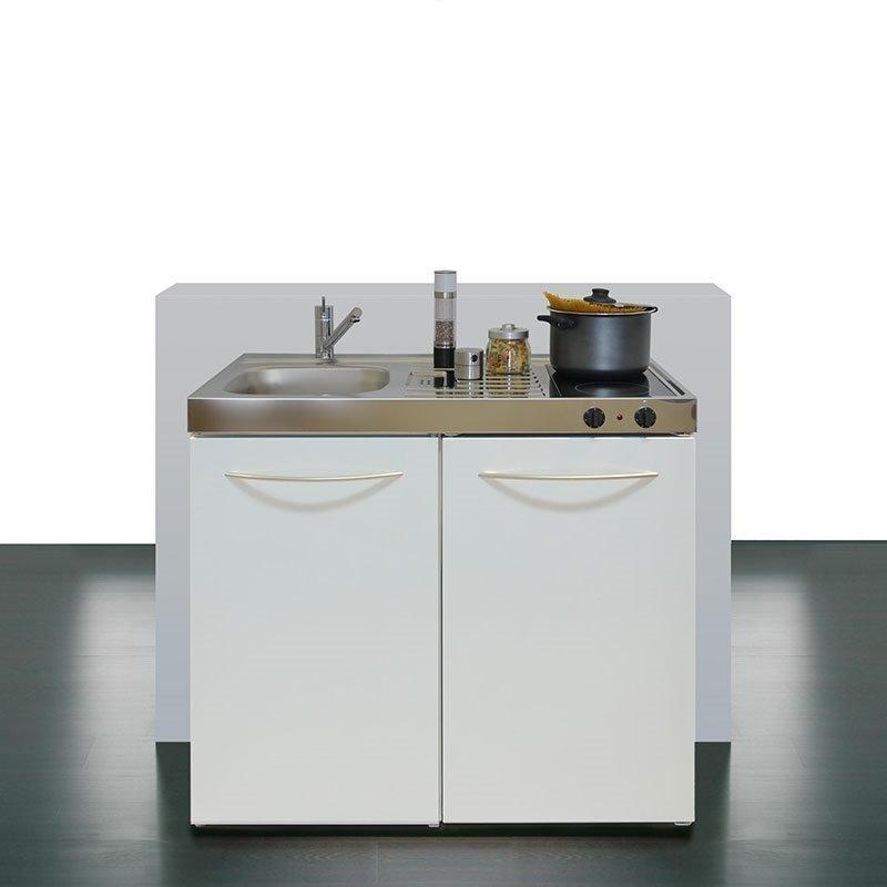 Minikeittiö Intra MK-ST-215-00T Valkoinen