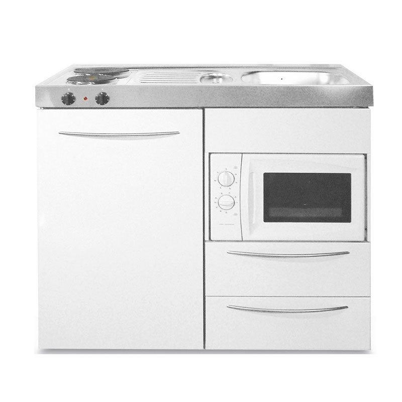 Minikeittiö Intra MK-ST-216-00T Valkoinen