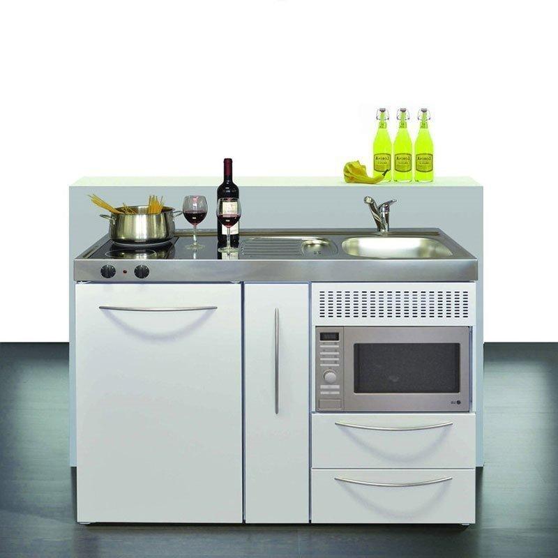 Minikeittiö Intra MK-ST-222-00T Valkoinen