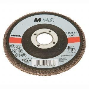 Mirka M-Fix Alox Lasik Lamellilaikka 115x22mm