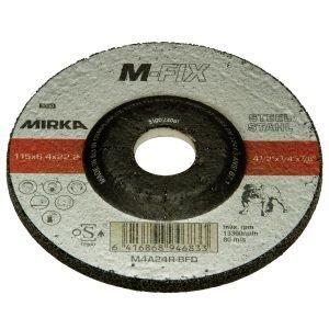 Mirka M-Fix M4a24r-Bfd Metallihiomalaikka