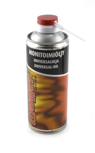 Monitoimiöljy 400ml Carat Carcare