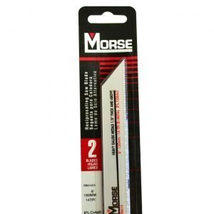 Morse Kovametalliterä