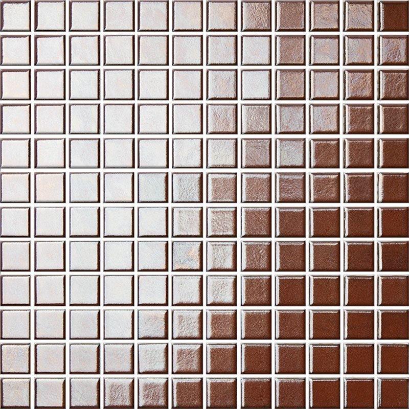 Mosaiikki 30x30 Ruskea