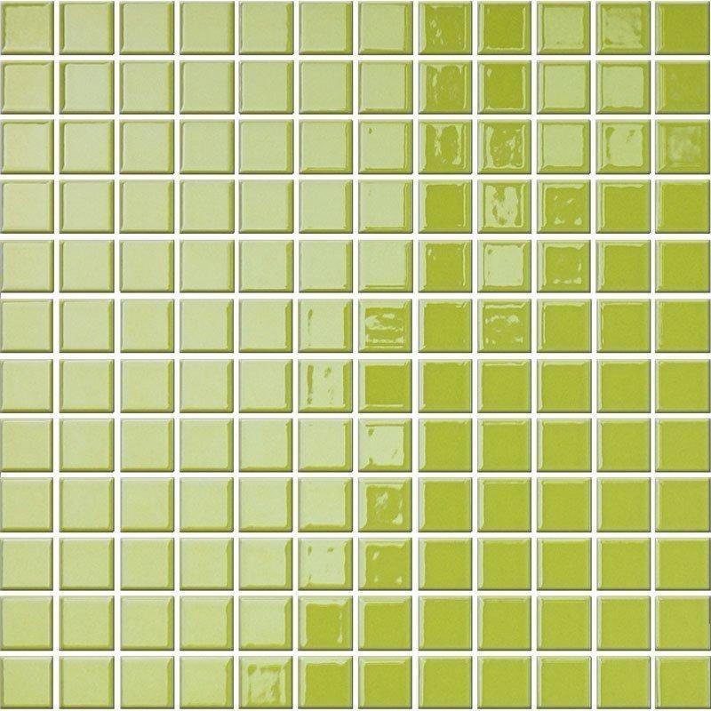 Mosaiikki 30x30 Vihreä