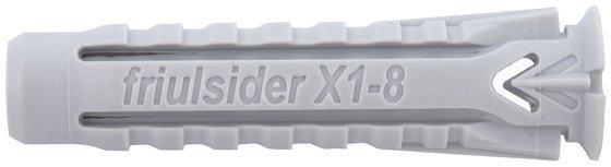 Nailontulppa Friulsider X1
