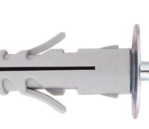 Nailontulppa L-Koukulla 9*40mm 6kpl