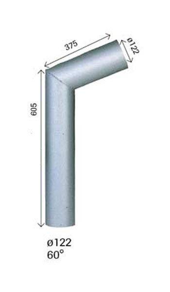 Narvi Savuputki 122mm/60 Astetta