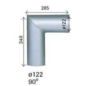 Narvi Savuputki 122mm/90 Astetta