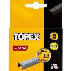 Nitojan Niitti 14mm 1000kpl J/53 Topex