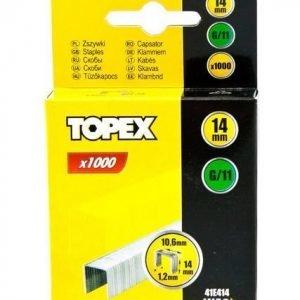 Nitojan Niitti G/11 14mm 1000 Kpl Topex