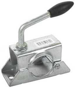 Nokkapyörän Kiinnike 48mm Sinkitty M+