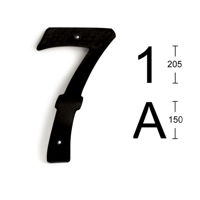 Numero Habo 573 Musta