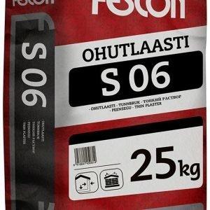 Ohutlaasti Fescon S - 06 25 kg säkki