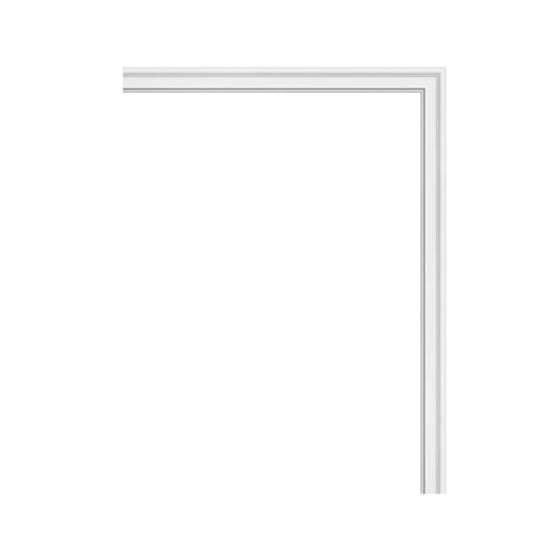 Ovi- ja seinäkoriste D300 Valkoinen