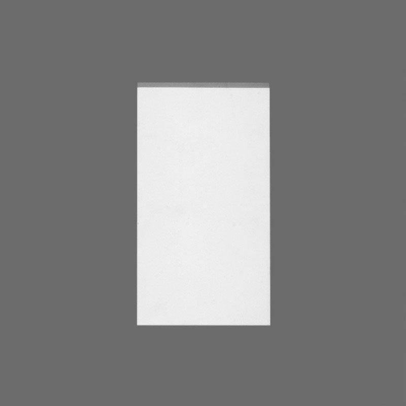 Ovi- ja seinäkoriste D320 Valkoinen