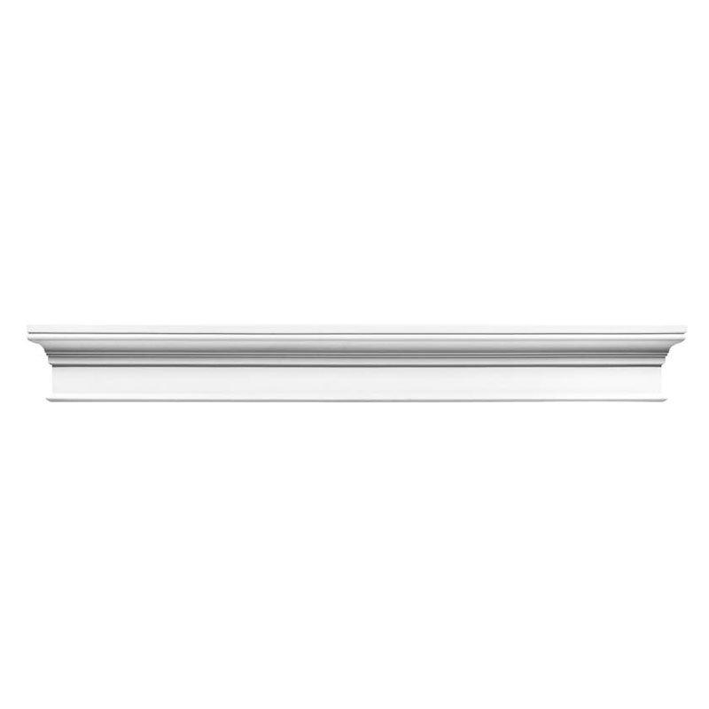 Ovi- ja seinäkoriste D400 Valkoinen