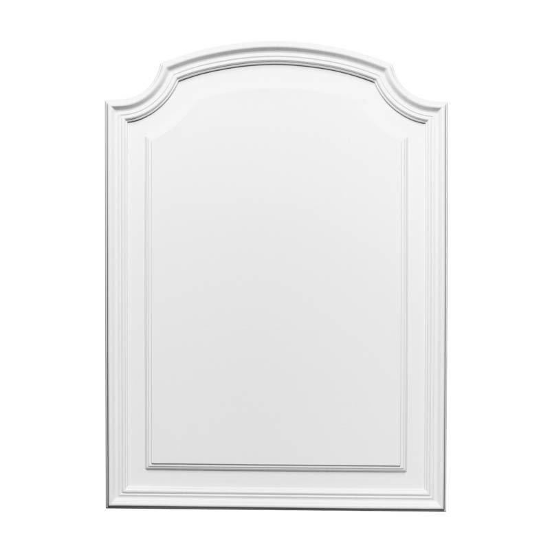 Ovi- ja seinäkoriste D500 Valkoinen