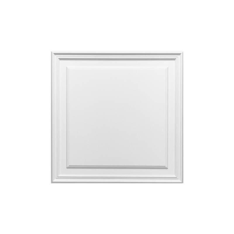 Ovi- ja seinäkoriste D503 Valkoinen