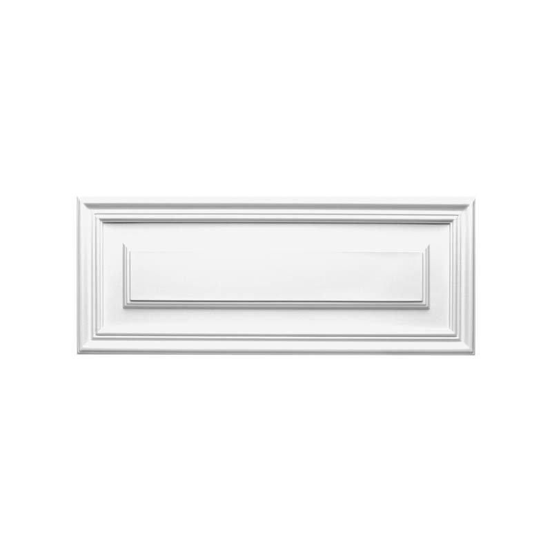 Ovi- ja seinäkoriste D504 Valkoinen