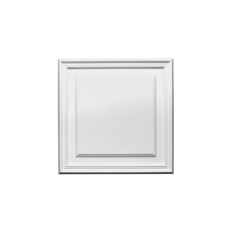 Ovi- ja seinäkoriste D506 Valkoinen