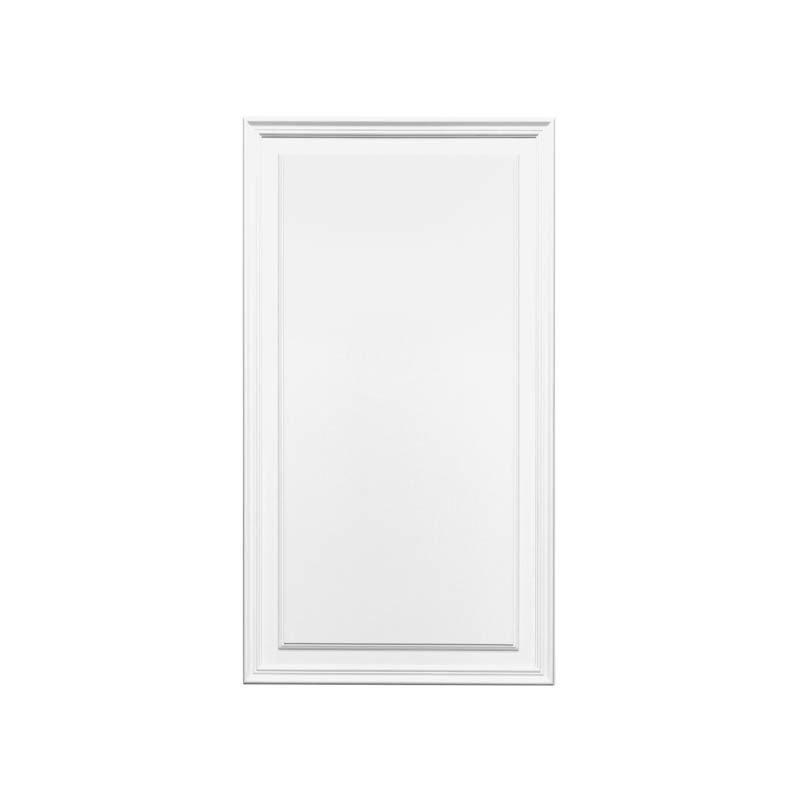 Ovi- ja seinäkoriste D507 Valkoinen
