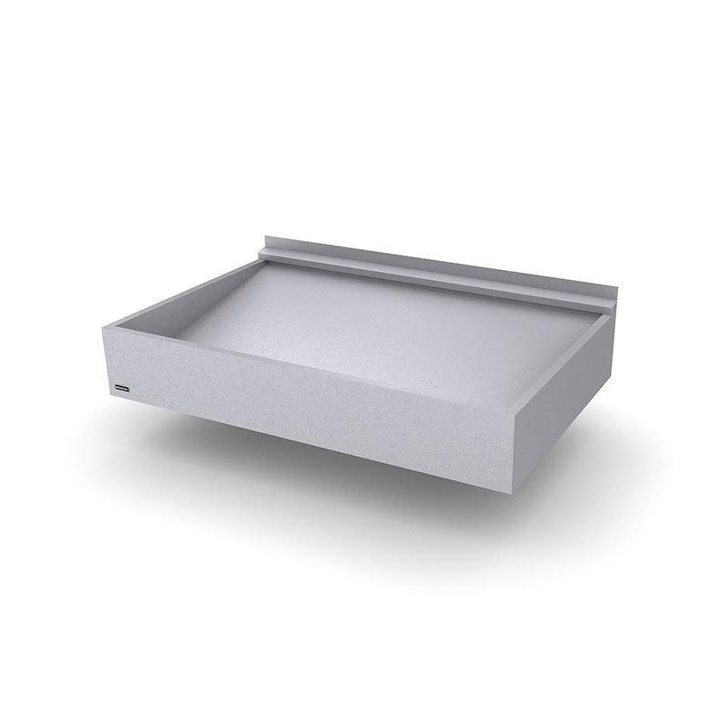 Ovikatos Box Classic Aluzink