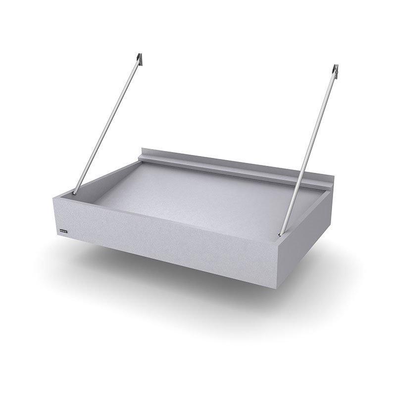 Ovikatos Box Modern Aluzink