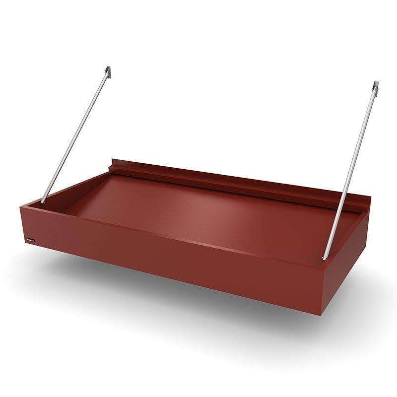 Ovikatos Box Modern Tu Punainen