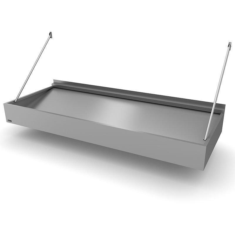 Ovikatos Box Modern Tumma Hopea