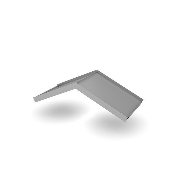 Ovikatos Simple Angled Aluzink