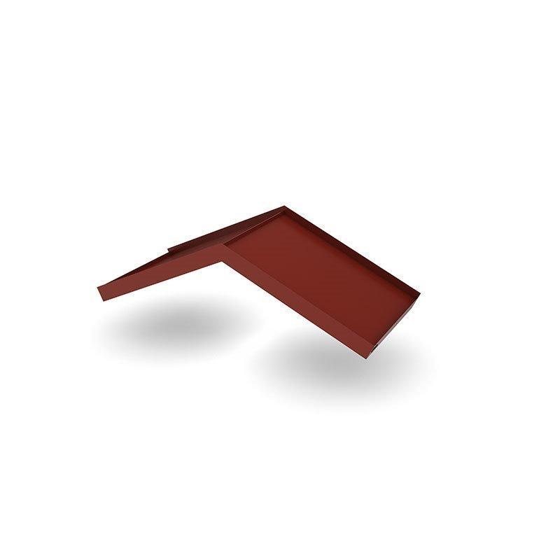 Ovikatos Simple Angled Tu Punainen