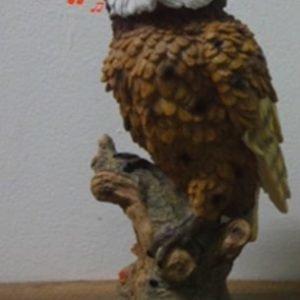 Pöllö Äänellä 14x13x30cm