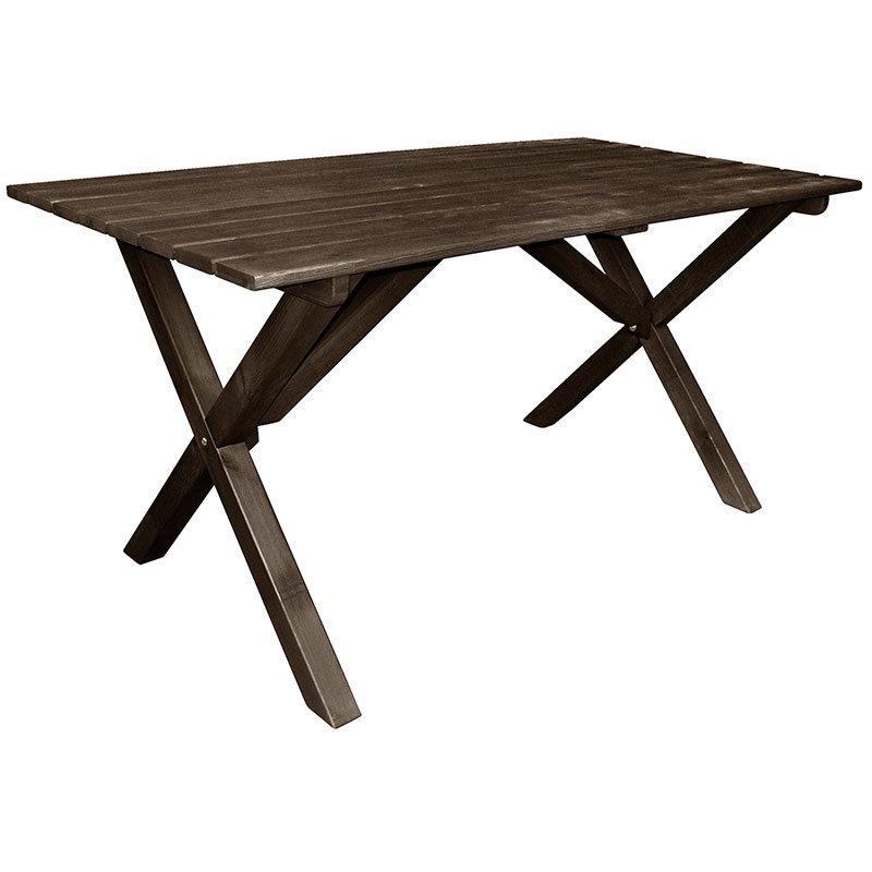 Pöytä Scottsdale Harmaa