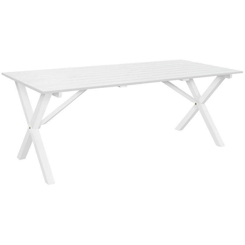 Pöytä Scottsdale Valkoinen