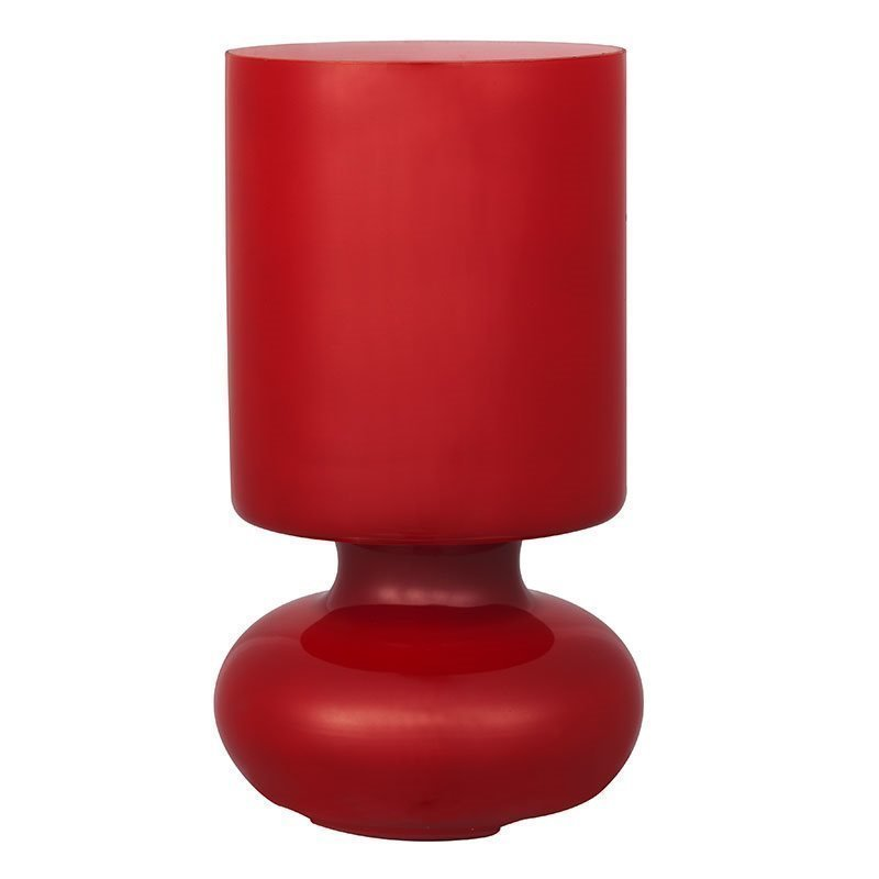 Pöytävalaisin Fuerte Punainen
