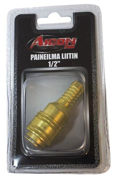 """Paineilmaliitin ½"""" Aicon Pro"""