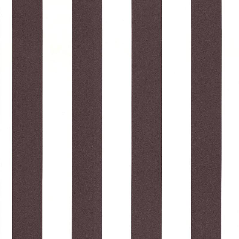 Paperitapetti Raita Valkoinen|Musta