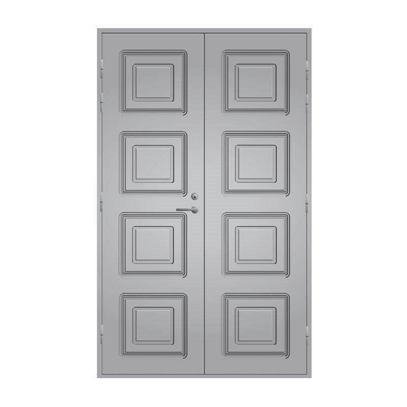 Pariulko-ovi 1152 Pihla Valkoinen