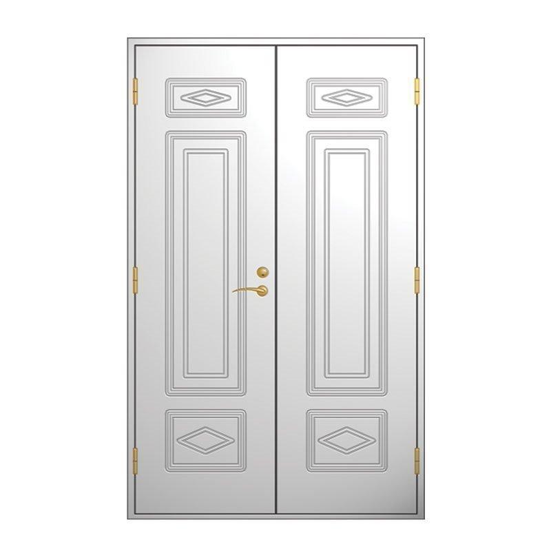 Pariulko-ovi 1222 Pihla Valkoinen