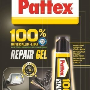 Pattex 100 % Repair Gel Yleisliima 8 G