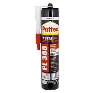Pattex Liimatiivistemassa Valkoinen 300ml