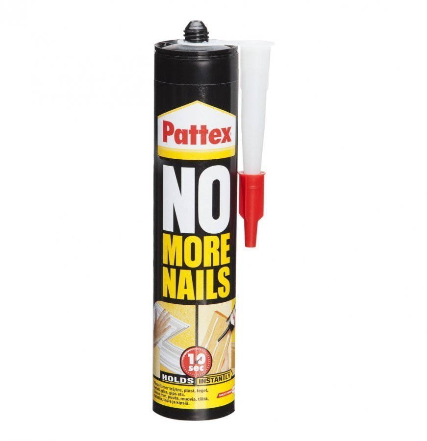 Pattex No More Nails Asennusliima 300ml