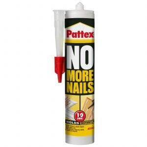 Pattex No More Nails Asennusliima