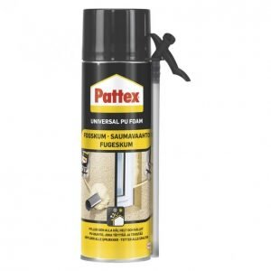 Pattex Polyuretaani Pillivaahto 500ml